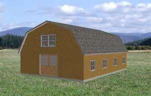 RV Pole Barn Garage Plans