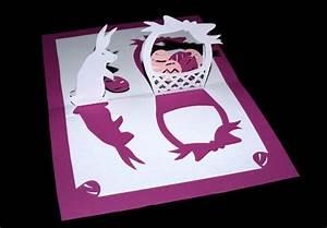 Einfache Krippe Selbst Basteln : einfache osterkarte basteln ~ Orissabook.com Haus und Dekorationen