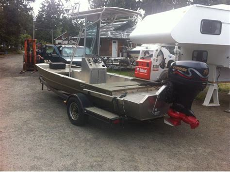 Yamaha Jet Boats Moncton by River Boat G3 2010 90 Hp Jet Drive Low 140 Hrs With