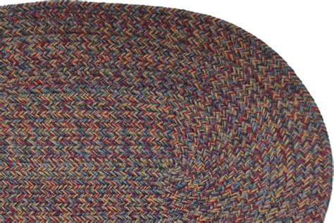 stroud braided rugs camellia blend braided rug