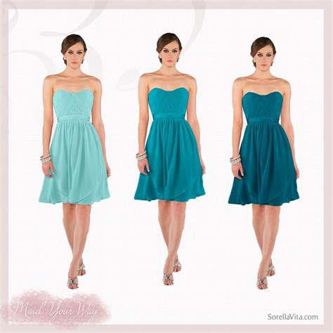 dress overall fall trend mix n match bridesmaid dresses essense designs