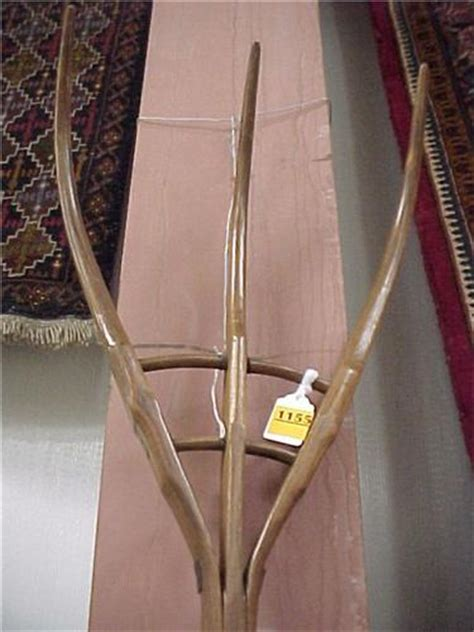 primitive wooden pitchfork