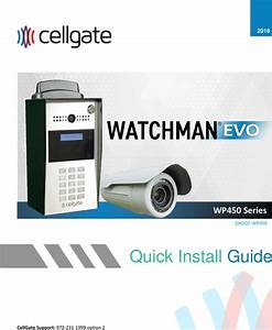 Wp450 Quick Start Guide Quick Start Guide  With Images