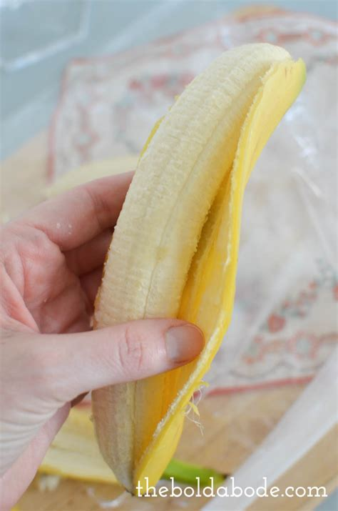 how to freeze bananas how to freeze bananas for the perfect smoothie