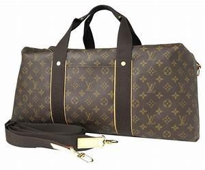 Louis Vuitton Weekender : louis vuitton monogram canvas weekender beaubourg gm brown travel bag weekend travel bags on sale ~ Watch28wear.com Haus und Dekorationen