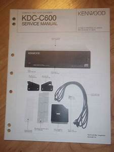 Kenwood Service Manual
