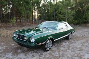 1977 Ford Mustang Ghia II 59K ORIGINAL MILES 1 Owner Must See - VIDEO - 77 Pics for sale: photos ...
