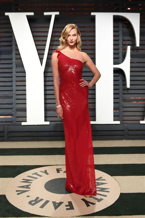 Karlie Kloss Vanity Fair Oscar Party Beverly