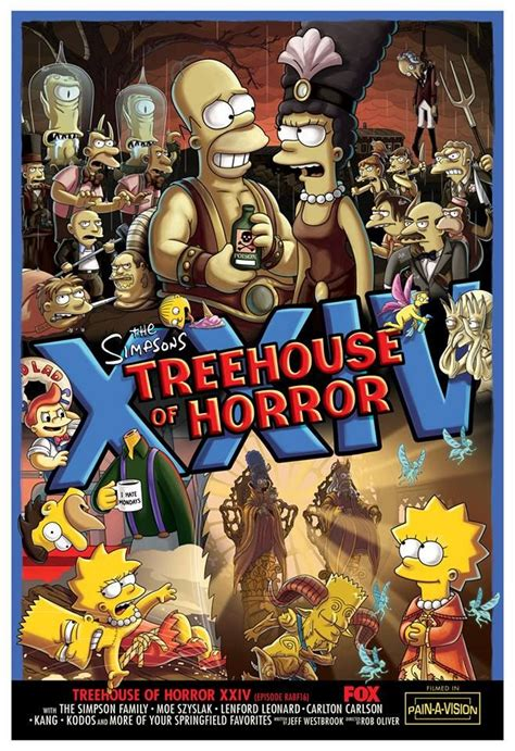 HD wallpapers simpsons full episode treehouse of horror
