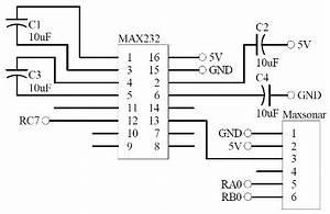 pic lesson ultrasonic range finder blog kejuruteraan With sonic range finder schematic