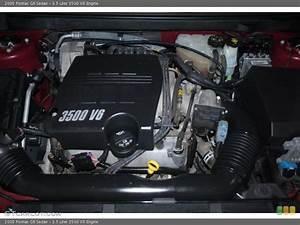 3 5 Liter 3500 V6 Engine For The 2005 Pontiac G6  41242356