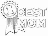 Coloring Pages Mom Parents Mother Printable Sheets Happy Coloringpages Card Parent Comment Cards Leave sketch template