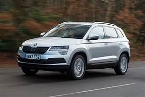Skoda Karoq Dimensions : new skoda karoq 1 6 tdi diesel review auto express ~ Medecine-chirurgie-esthetiques.com Avis de Voitures