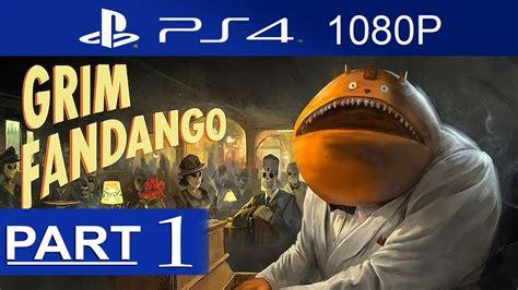 Grim Fandango Remastered Gameplay Walkthrough Part 1 ...