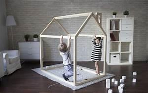 excellent elegant fabriquer un lit cabane pour les petits With decoration d un petit jardin 6 fabriquer un lit cabane pour les petits loulous