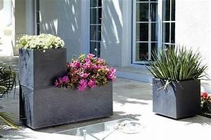 Bac A Fleur Muret : bac fleurs muret id e d 39 image de fleur ~ Premium-room.com Idées de Décoration