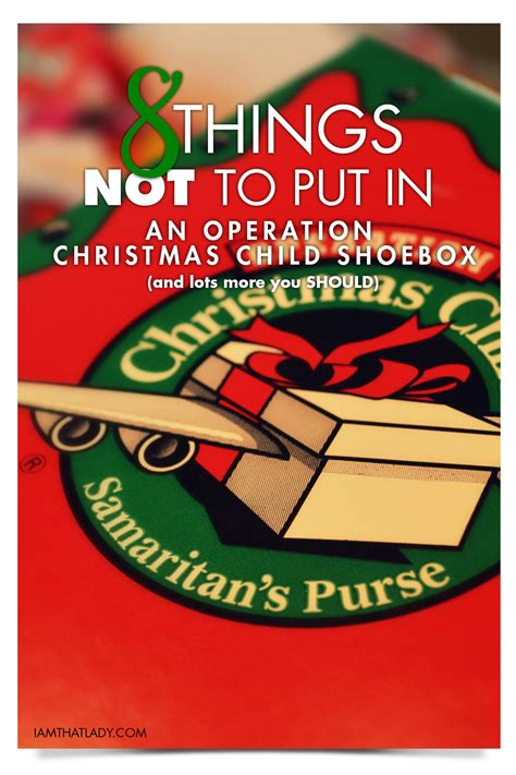 put   operation christmas child