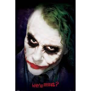 Batman Dark Knight Joker Face