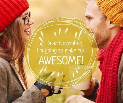 Hello November Awesome Please Promorepublic Uplifted Greyest