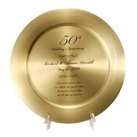 impressive personalized  anniversary solid brass