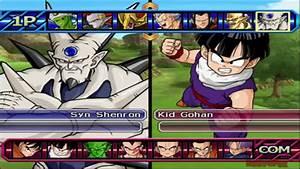 Dragon Ball Z Budokai Tenkaichi 3 Unlock All Characters