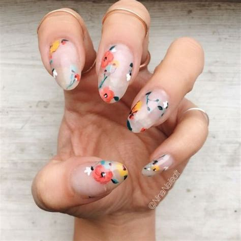 spring gel nail art designs ideas  fabulous