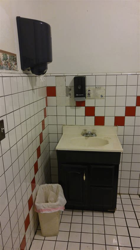 shell gas station fall river mills california bathroom