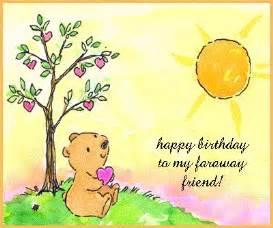 all graphics happy birthday to my faraway friend