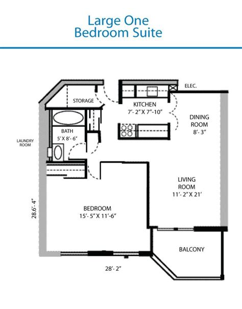 luxury large one bedroom house plans new home plans design