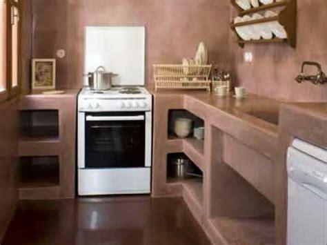 diseno de cocinas de cemento youtube