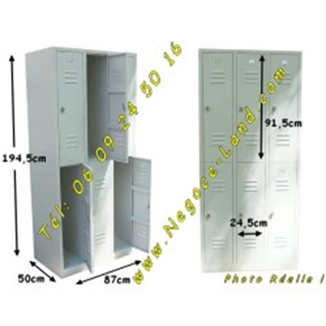 negoce land com armoire vestiaire m 233 tallique