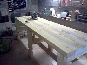Fabriquer Un établi : fabriquer son tabli virage 313 ~ Melissatoandfro.com Idées de Décoration
