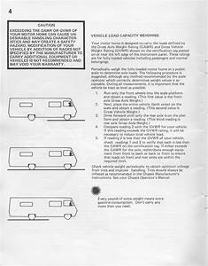 1983 Fleetwood Pace Arrow Owners Manuals