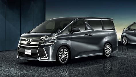 Toyota Vellfire Hd Picture by Toyota Vellfire 3rd Generation Mpv Photo Gallery