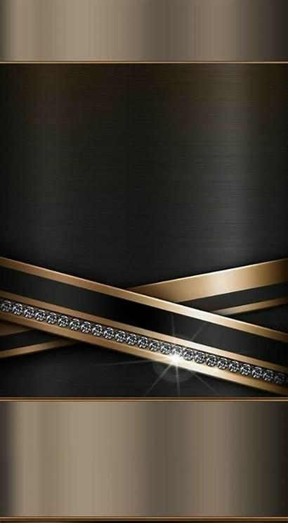 Phone Diamond Textured Luxury Pattern Brown Apple