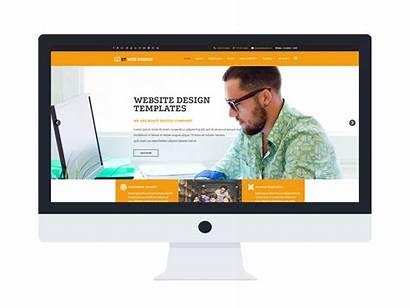 Web Responsive Templates Template Joomla Theme Et
