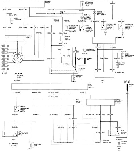 78 Ford Ranchero Wiring Diagram by Repair Guides Wiring Diagrams Wiring Diagrams