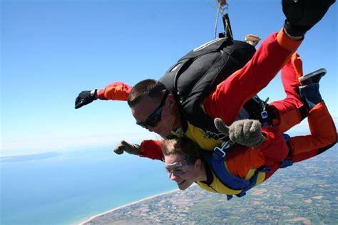Les Tarifs Pour Les Sauts En Parachute