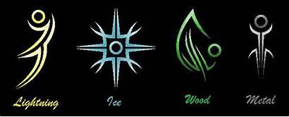 Elemental Symbols Deviantart Secondary Mistress Element Runes