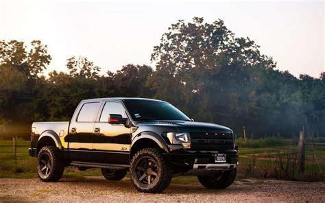 Black Ford F150 by 2015 Ford F 150 Raptor Black Wallpaper 1440x900 33790