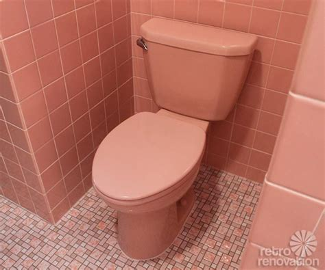 Wc Farbig by Update Where To Buy Vintage Color Toilets Pink Blue
