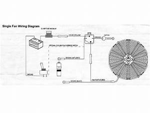 Chevy Electric Fan Wiring Diagram