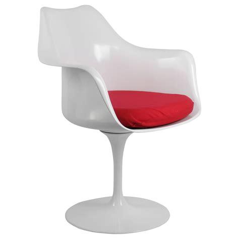 chaise accoudoirs chaise tulipe accoudoirs