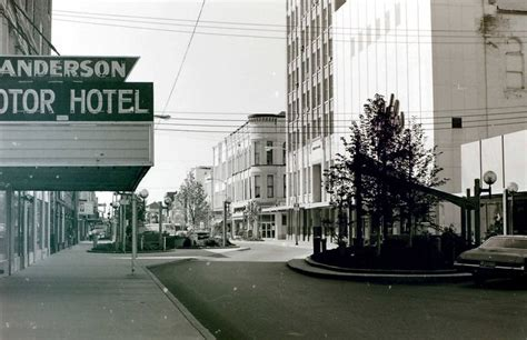 Meridian Street In The 1970's