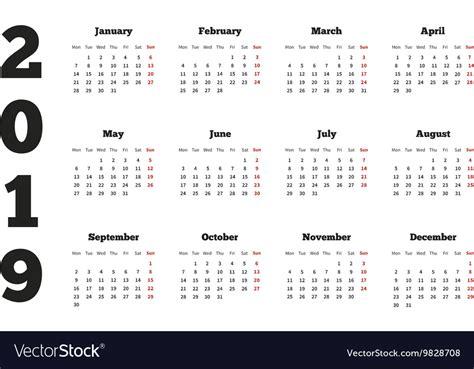 year calendar   december  calendar