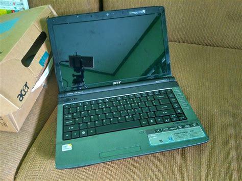 Jual Cepat Laptop Acer 4736 jual laptop acer aspire 4736 spesifikasi tinggi harga oke