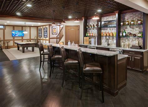 Basement Bar 12 basement bars we bob vila