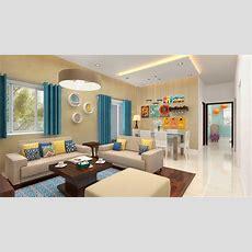 Furdo Home Interior Design Themes  Summer Hues  3d Walk