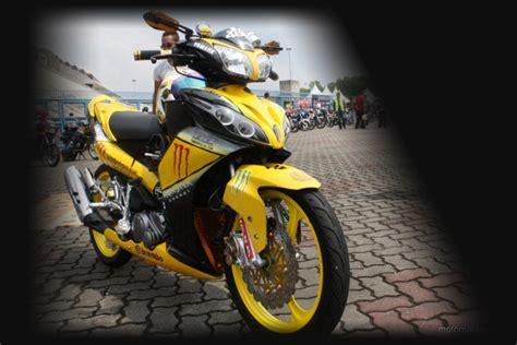 Foto Motor Jupiter by 15 Foto Modifikasi Motor Yamaha Jupiter Z