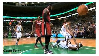 LeBron James vs Blake ...Blake Griffin Dunk On Lebron James